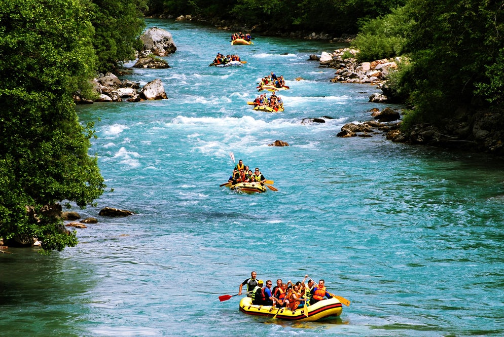 Picture © credits to Rafting Centar Drina-Tara