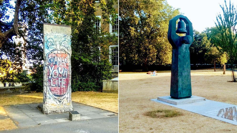 © Adam L. Maloney (The Berlin Wall and Soviet War Memorial)