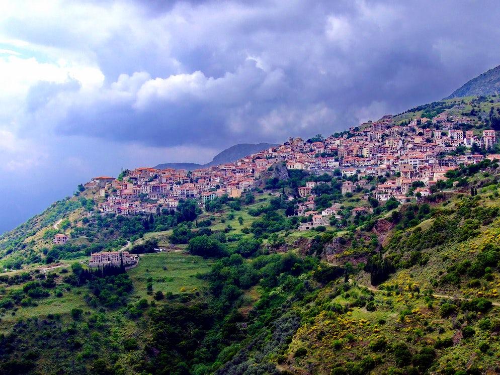 Arachova, Greece | Picture © Credits to Mark Belokopytov | Flickr