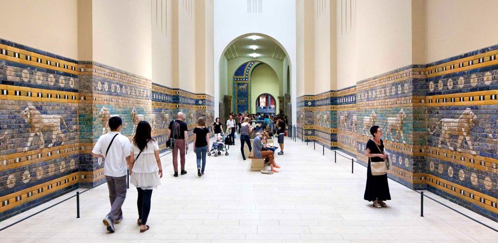 Picture Credits to © Staatliche Museen zu Berlin, Pergamonmsueum / Achim Kleuker