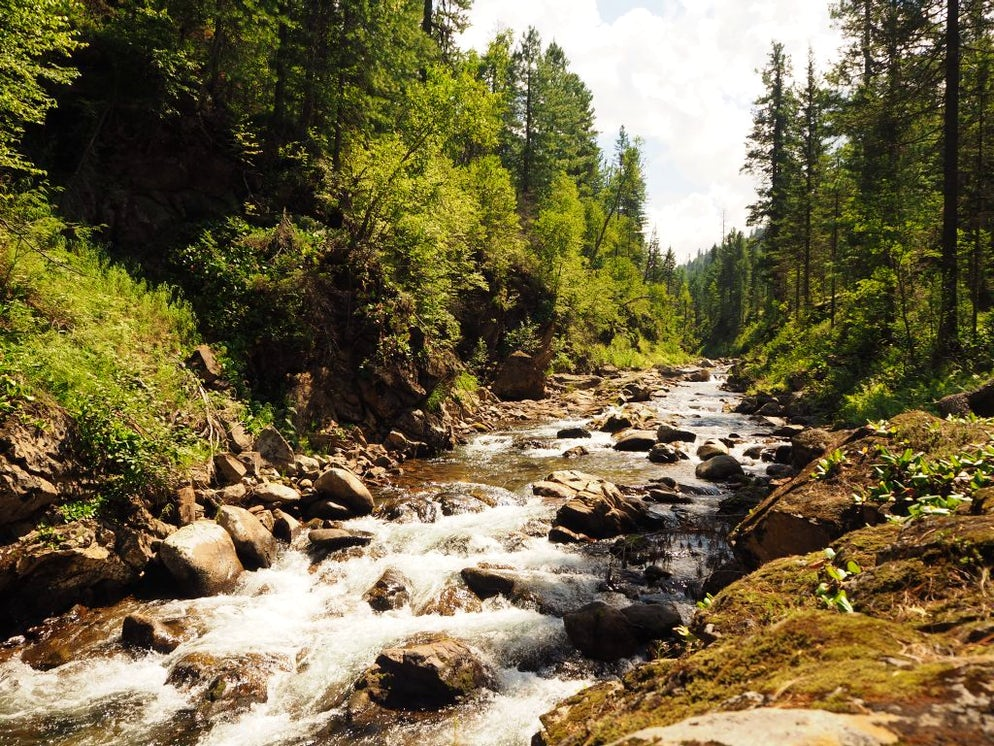 Photo © credits to Great Baikal Trail