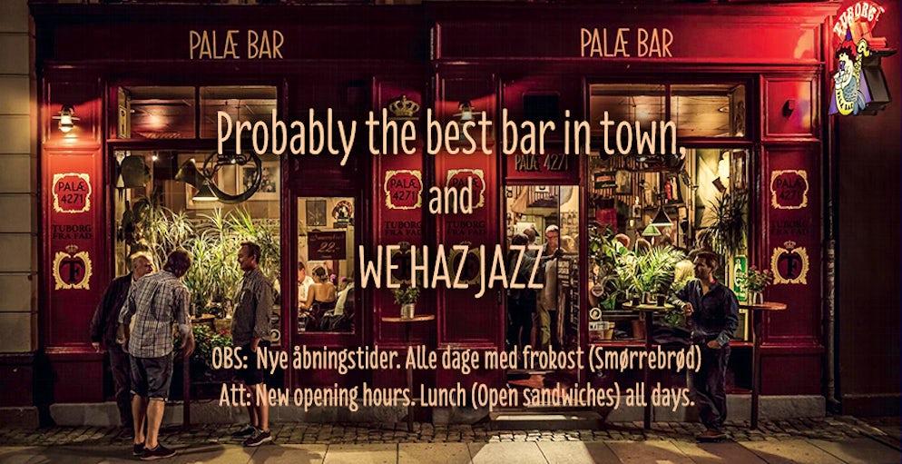 © Palæ Bar