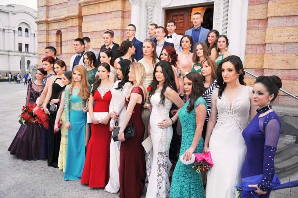 The most beautiful women in the Balkans live in
