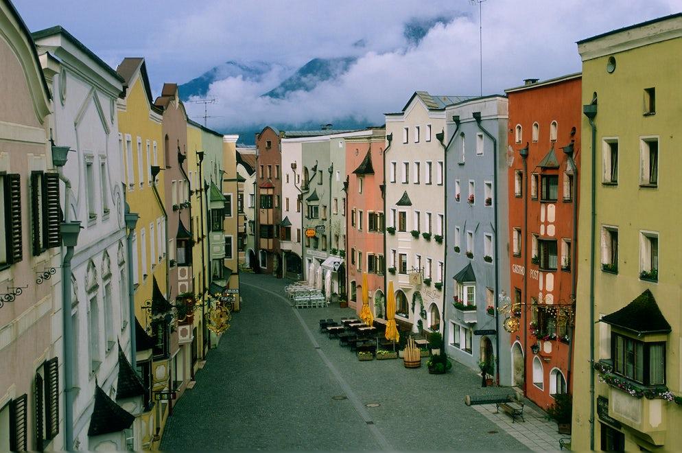 Die kleinste und dunkelste Stadt Österreichs – Rattenberg