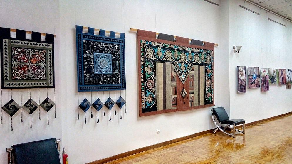 Ⓒ Saimaluu-Tash Art Gallery