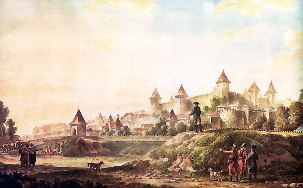 Picture © Credits to Wikipedia/Mikhail Matveevich Ivanov