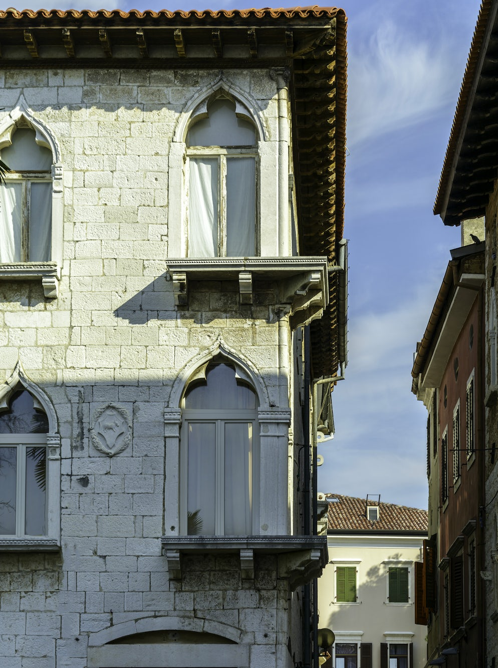 Poreč, detail; Photo © credits: Clement Peiffer