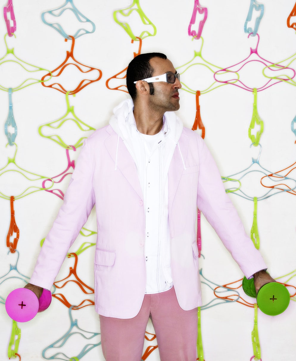 Karim Rashid, Photo credits: © Normann Copenhagen