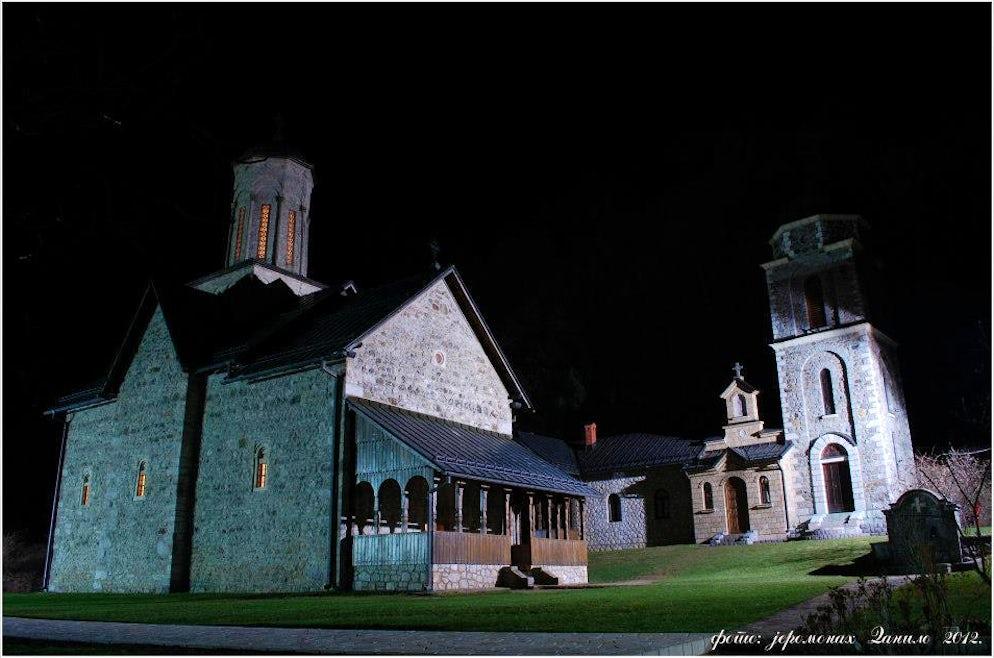 Picture © credits to Liplje Monastery/jeromonah Danilo