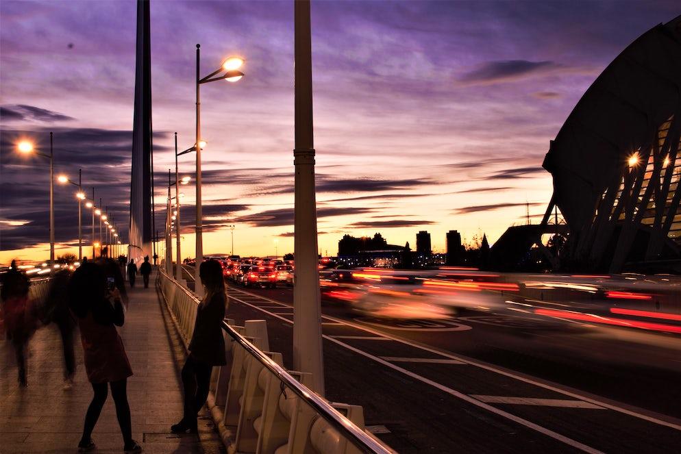 Colours everywhere -photo credit @ Joe Thorpe