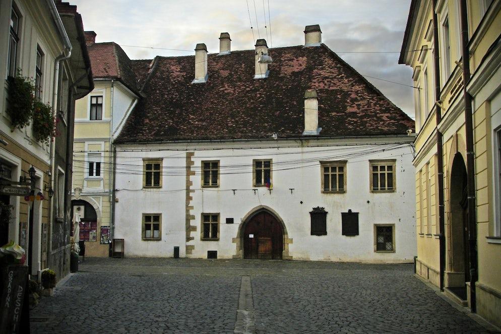 © Wikimedia Commons/ Tiberiu Neag