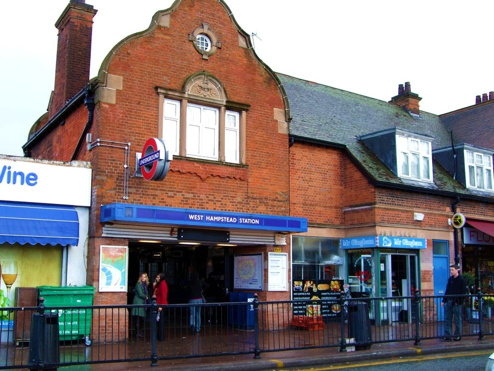 Picture Credit: © Ewan Munro/Flickr (West Hampstead tube station, one of the many Victorian buildings in the neighbourhood)