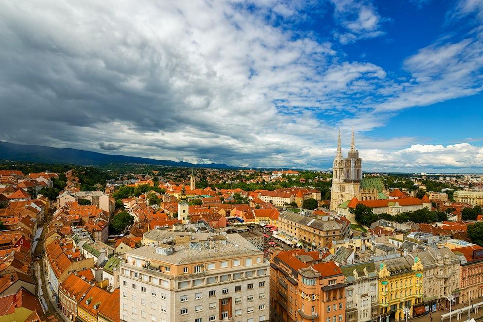 Zagreb; Photo © credits to iStockphoto/phant