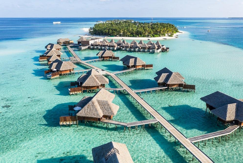 © Conrad Maldives Rangali Island / Justin Nicholas Photography