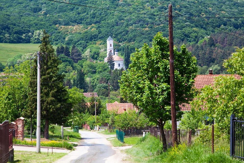 Typical street view in Vrdnik © Credits to Banja Vrdnik / Termal