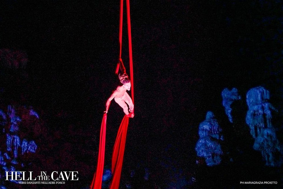 © Photo: Offical Facebook page Hell in the Cave