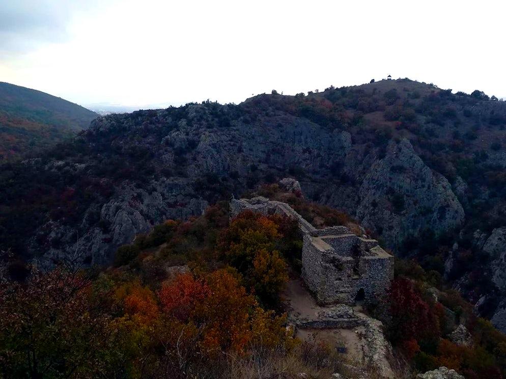 A view over Sokograd © Credits to Milena Mihajlovic