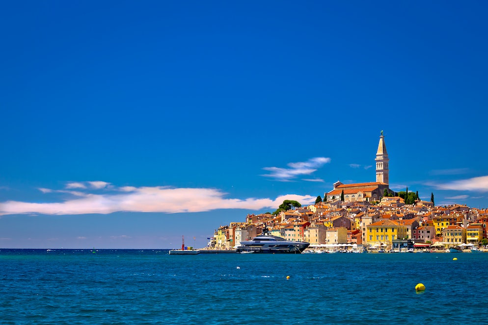 Rovinj; Photo © credits to iStockphoto/xbrchx