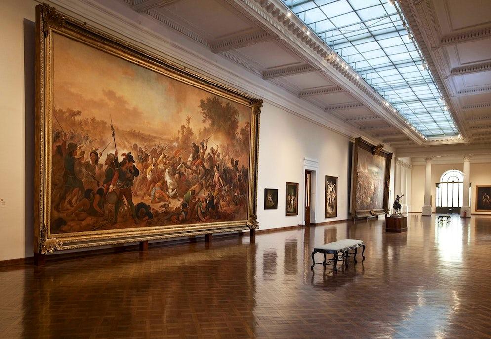 © Jaime Acioli / Museu Nacional de Belas Artes