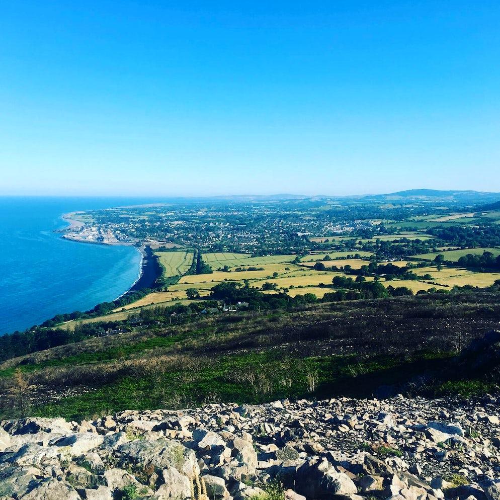 View from Bray Head - ©AlanShortt