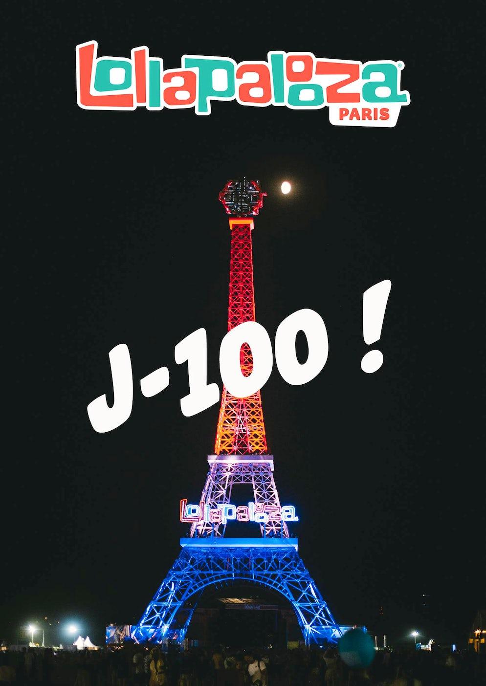 Photo Credit © Facebook/Lollapalooza Paris