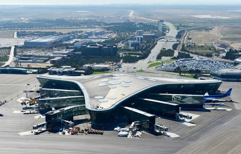 Image result for azerbaiyán airport