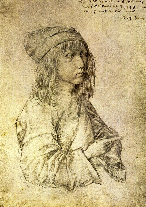 Picture © Credits to Wikipedia / Albrecht Dürer - Albertina