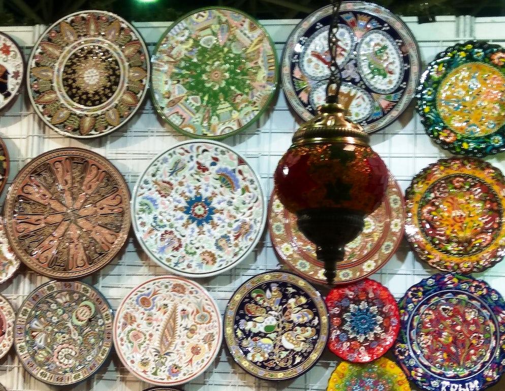 Crimea ceramics
