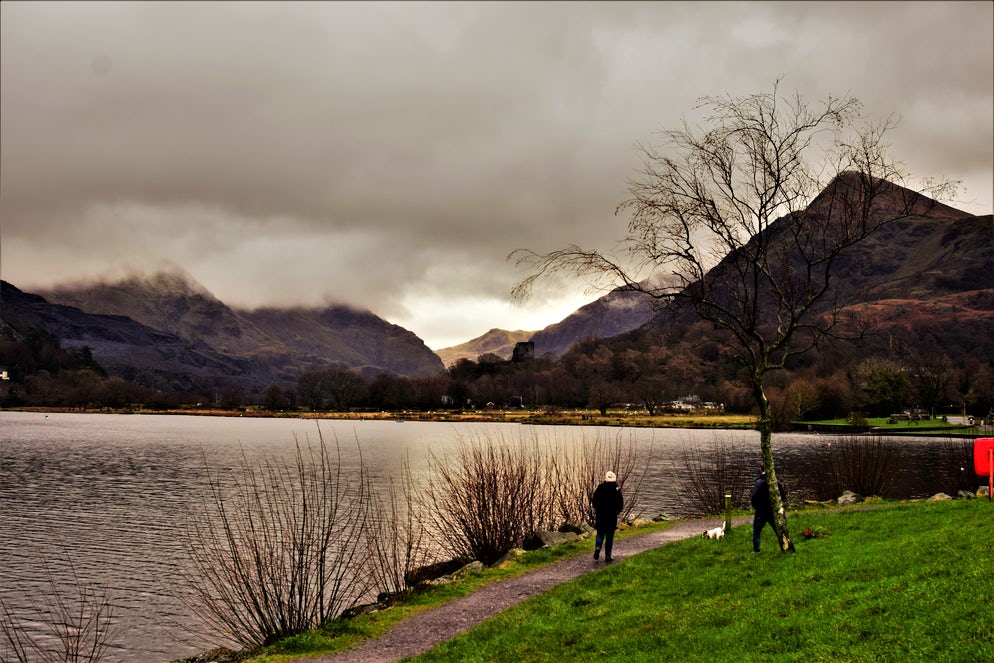 Llanberis - picture @ Credits to Joe Thorpe