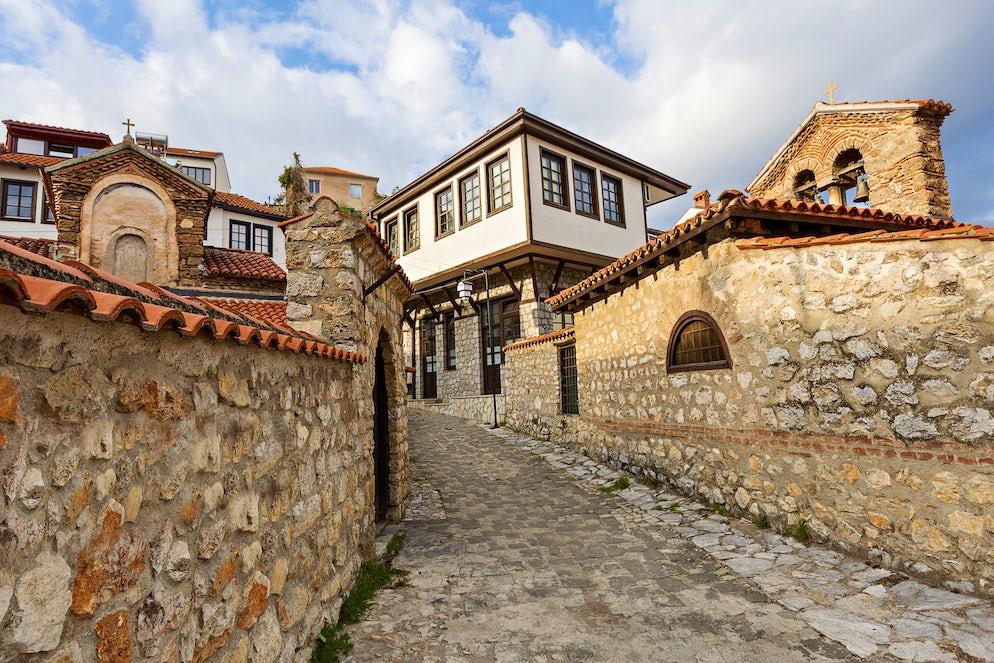 Quando Ohrid fa da casa