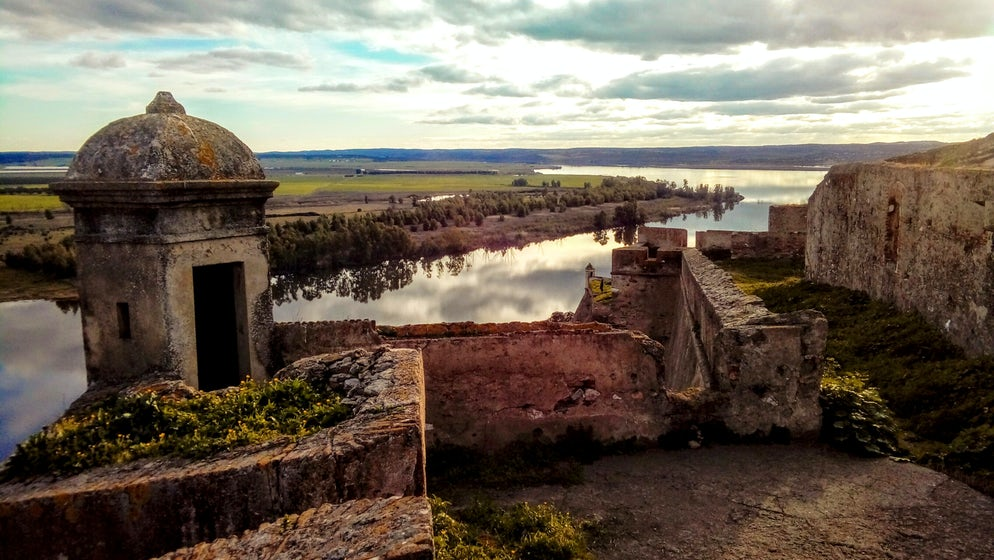 Picture Credit: © Adam L. Maloney (A guardpost on the fortress walls)