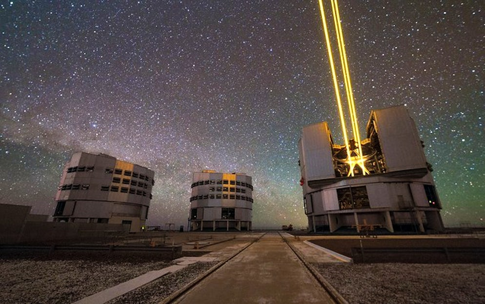 Picture © Credits to Flickr/ESO/P. Horálek
