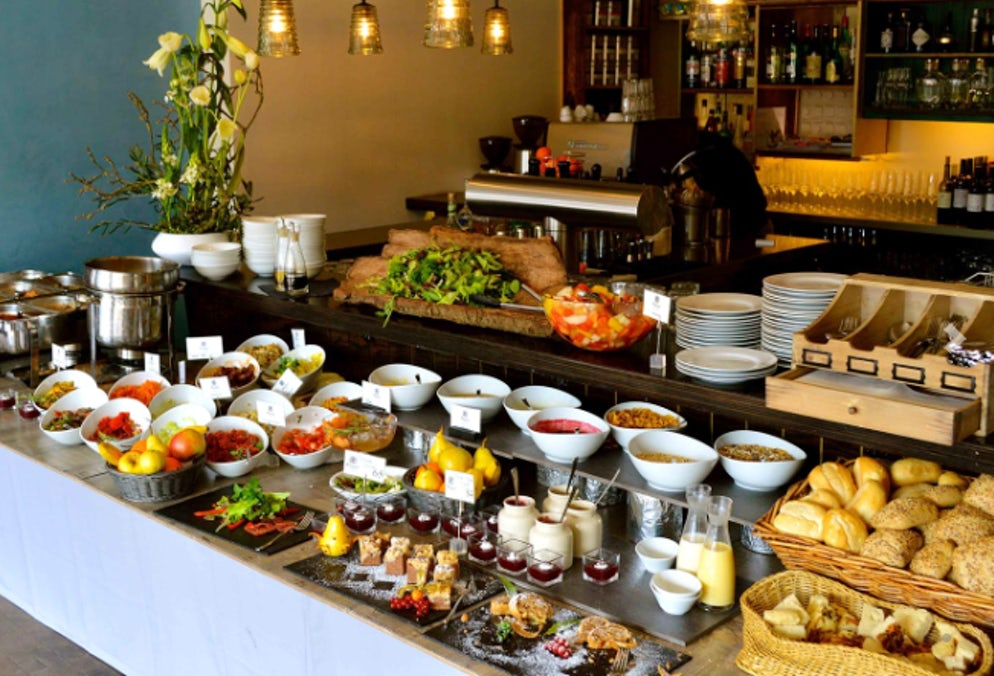 Vegane Restaurants in Berlin!
