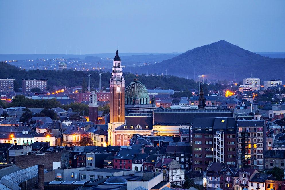 Charleroi city © To iStock/bbsferrari