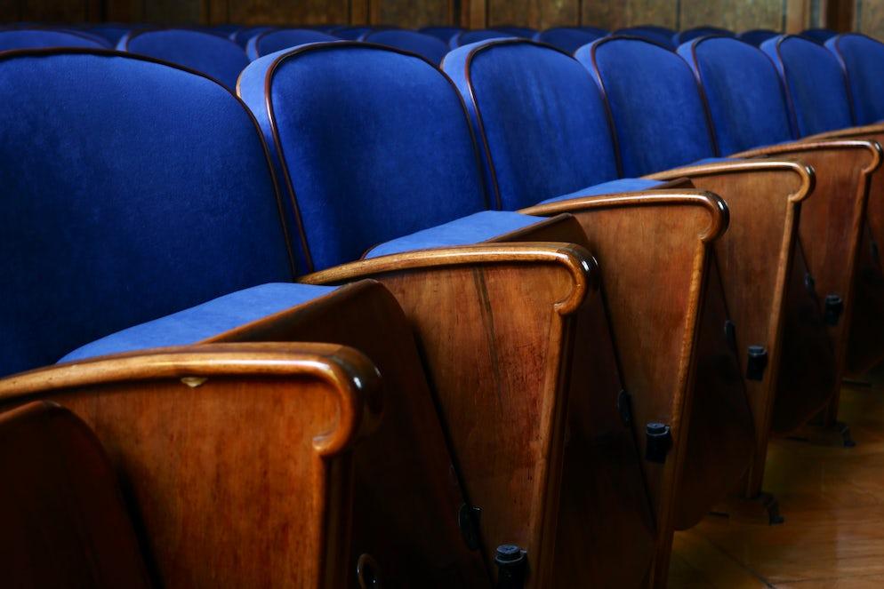 Theatre interior © Credits to Goja1