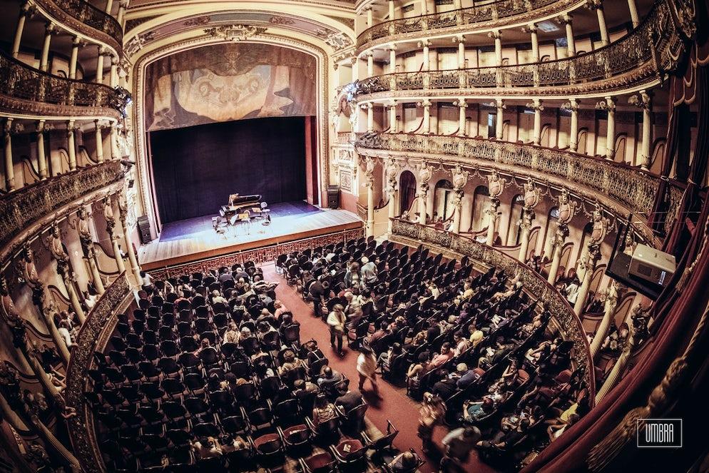 © Teatro Amazonas