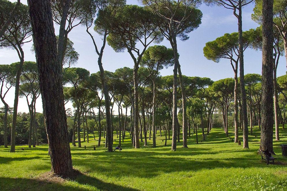 Exploring Monteverde Vecchio In Rome