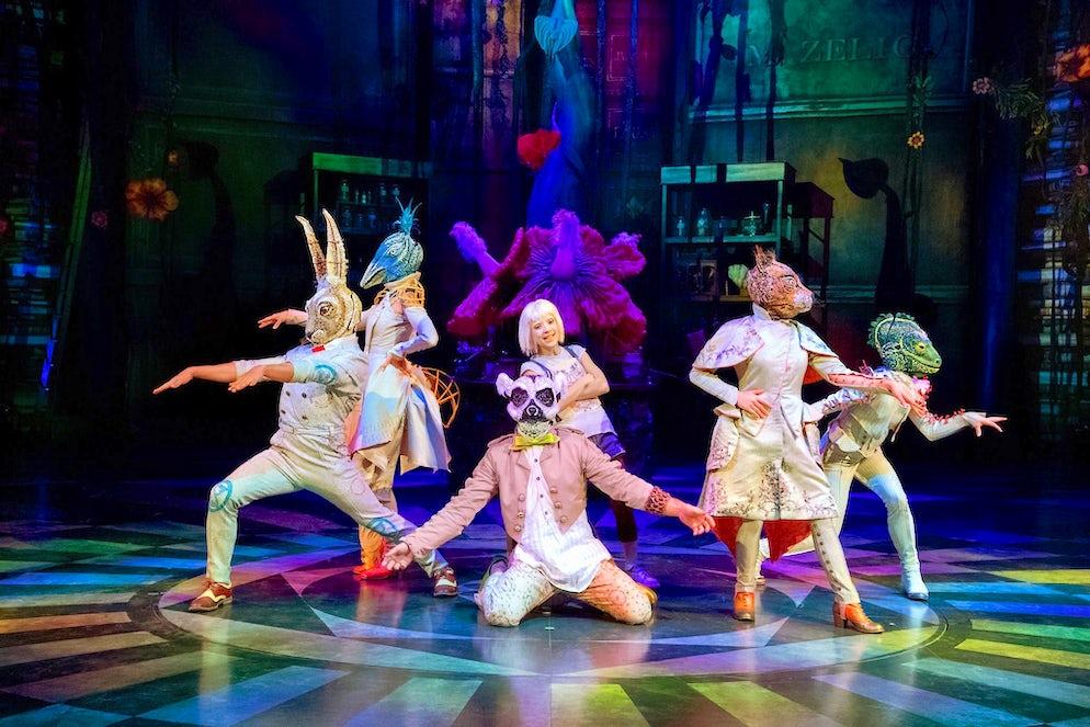 ©facebook.com/Cirque du Soleil Joya
