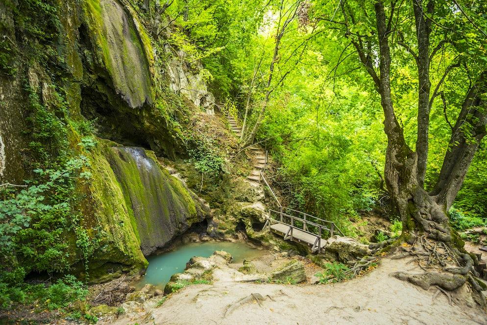 Natural scenery in Sokobanja © Credits to Vranilo