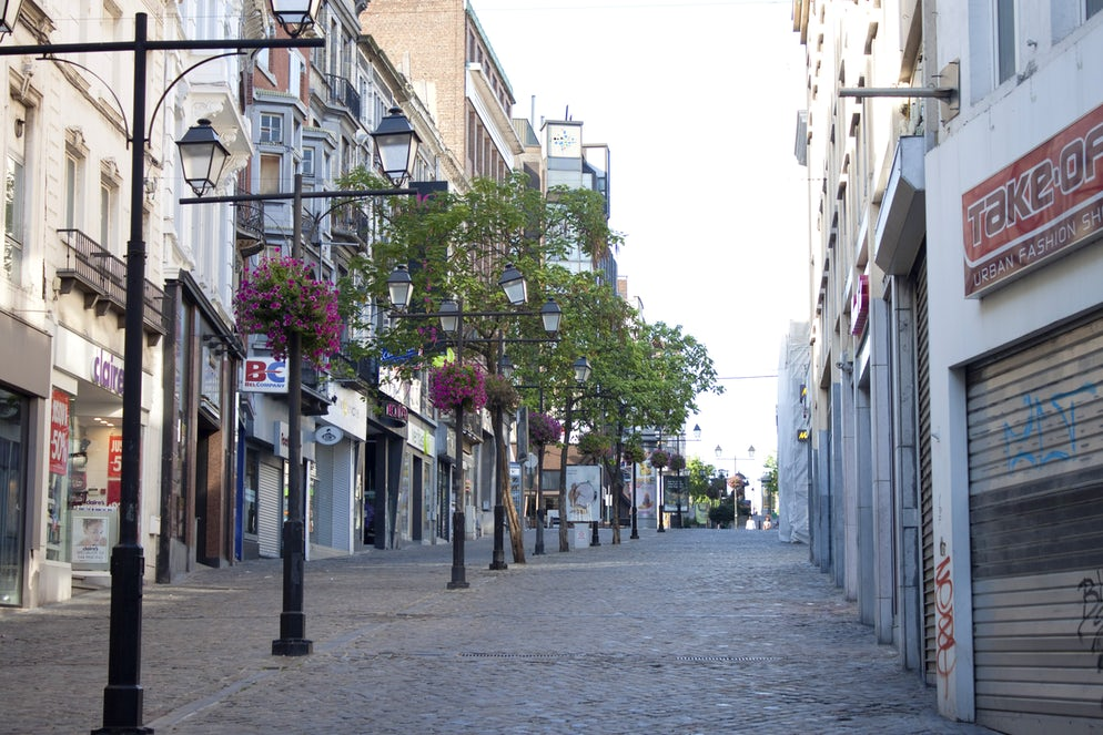 Rue de la Montagne © To iStock/mathess