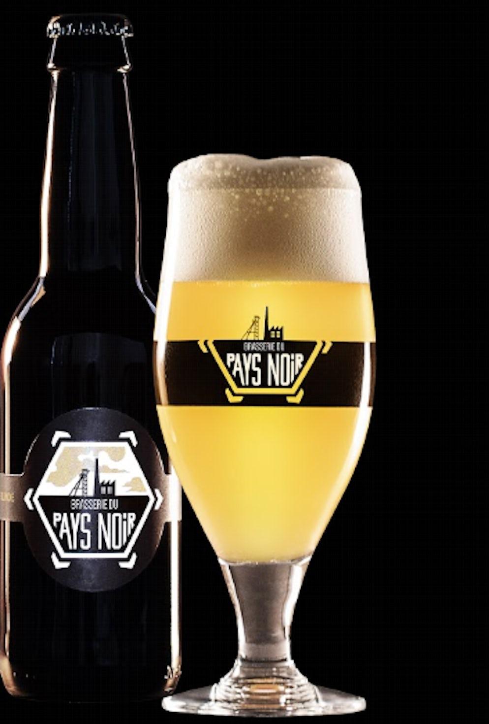 "Beer ""Le Pays Noir"""