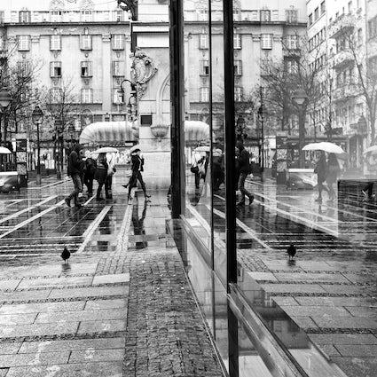 Sensing Belgrade: Essenz der Stadt