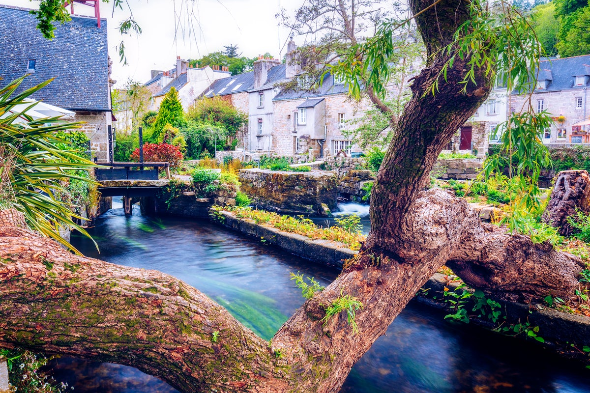 Pont-Aven – the most artistic city in Brittany