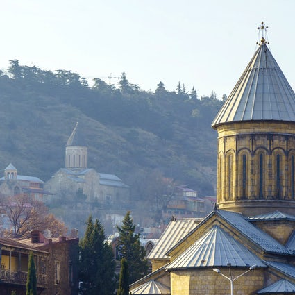 Sioni Cathedral: the pride of the Tbilisi Old Town