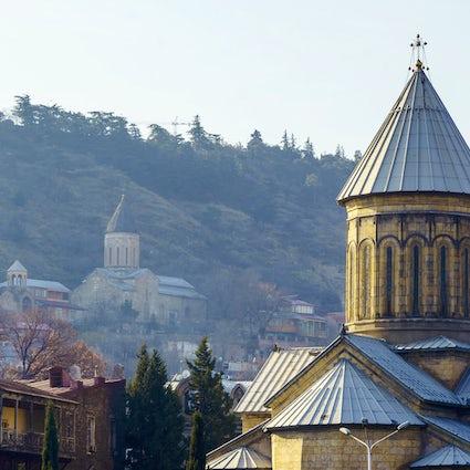 Catedral de Sioni: el orgullo de la ciudad vieja de Tbilisi