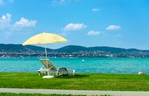 Great spots to catch sun at Lake Balaton