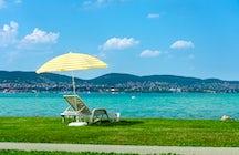 Les meilleurs endroits pour prendre le soleil au lac Balaton