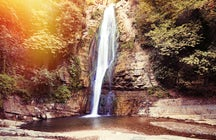 Las cascadas más hermosas de Georgia (Parte 2)
