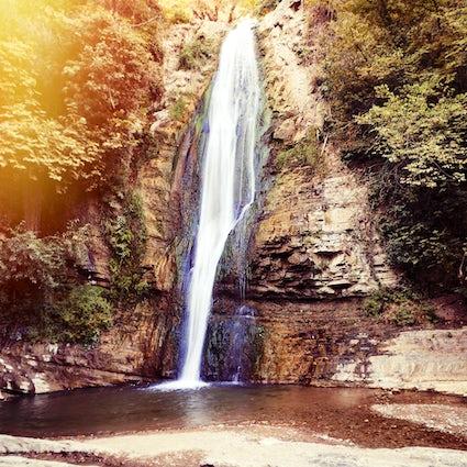The most beautiful waterfalls in Georgia (Part 2)