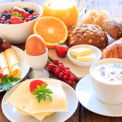 Disfrute de su desayuno en Bakú